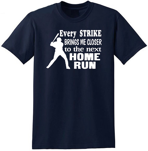Home Run Mens T-Shirt