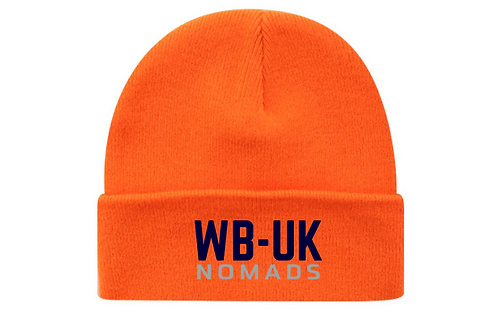 NOMADS Embroidered Beanie