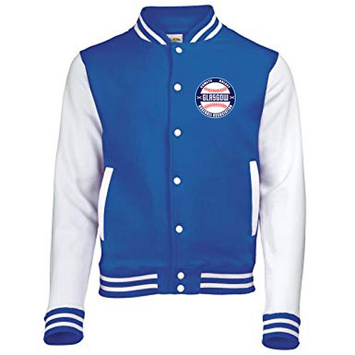Mens Glasgow Baseball Association Jackets