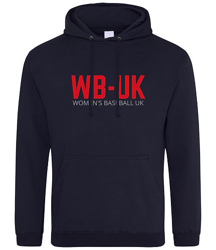 WB-UK Embroidered Hoodie