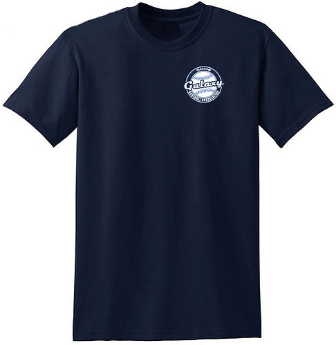 Mens Glasgow Galaxy Cotton T-Shirt