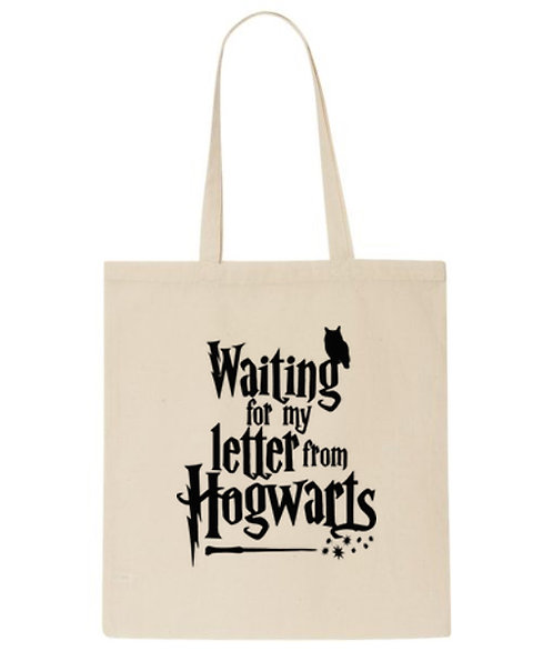 Waiting for my letter from Hogwarts Tote Bag