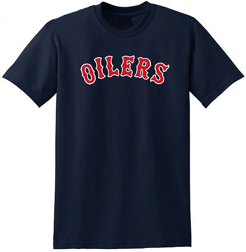 Mens Cotton Oilers T-Shirt - Various Colour