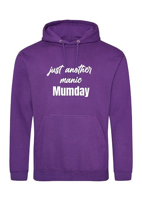Manic Mumday Baggy Hoodie