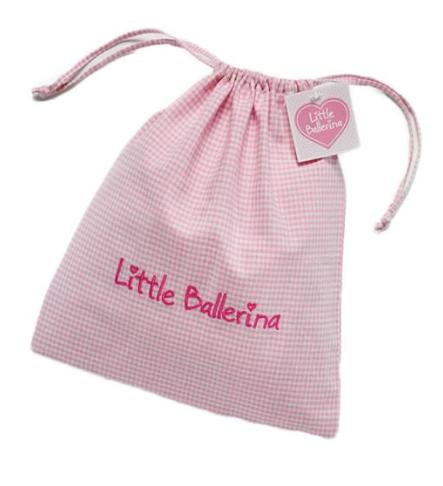 Large Ballerina Shoe Bag