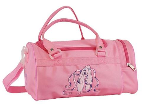 Pink Ballet Holdall Bag