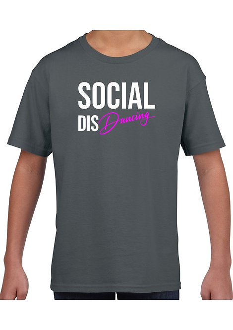 Adults Social Dis Dancing T-Shirt