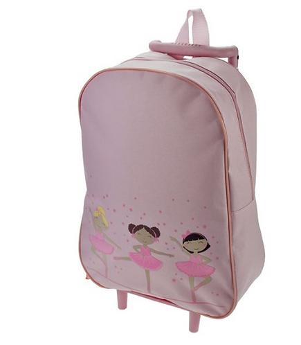Pink Trolley Bag