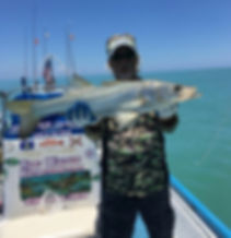 Offshore Reef Snook