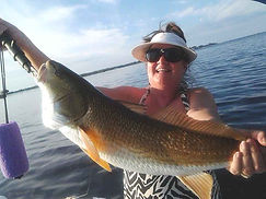 Redfish for the Lady