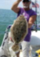 Flounder, Captiva Pass