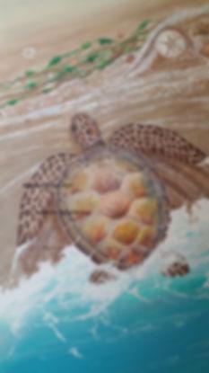 Familiar Sand Painting