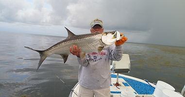 Tarpon Fishing Pine Island Florida