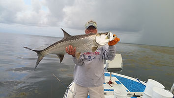 Tarpon Fishing our Specialty