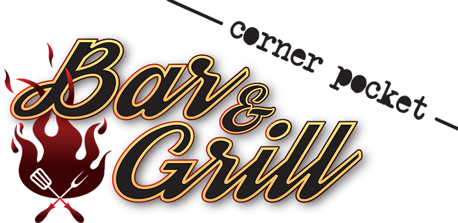 Corner Pocket Bar & Grill Logo