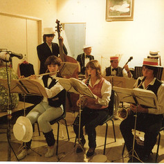 The Boyfriend production band 1983