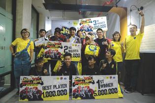 Yello Dranix Brawler Arena Competition Winners