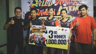 3rd Winner