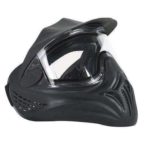 Empire HelixPaintball Maske Schwarz