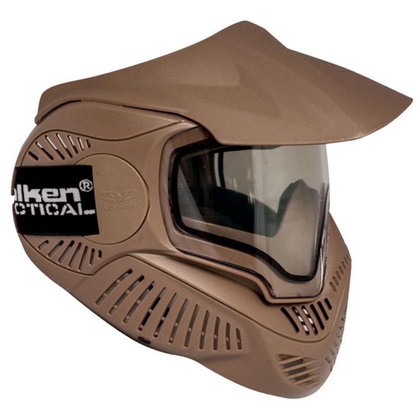 Sly Annex MI-7 Thermal Maske Braun