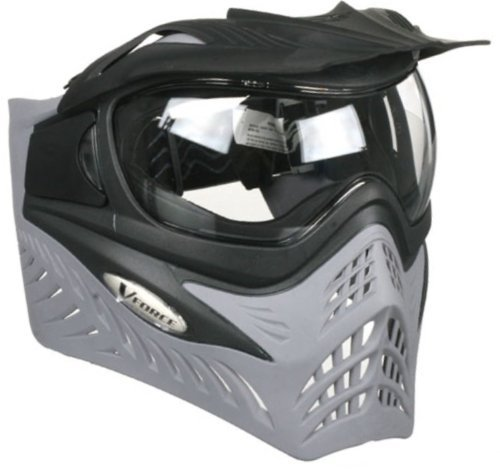 G.I. SPORTZ VForce GRILL Paintball Maske Grau