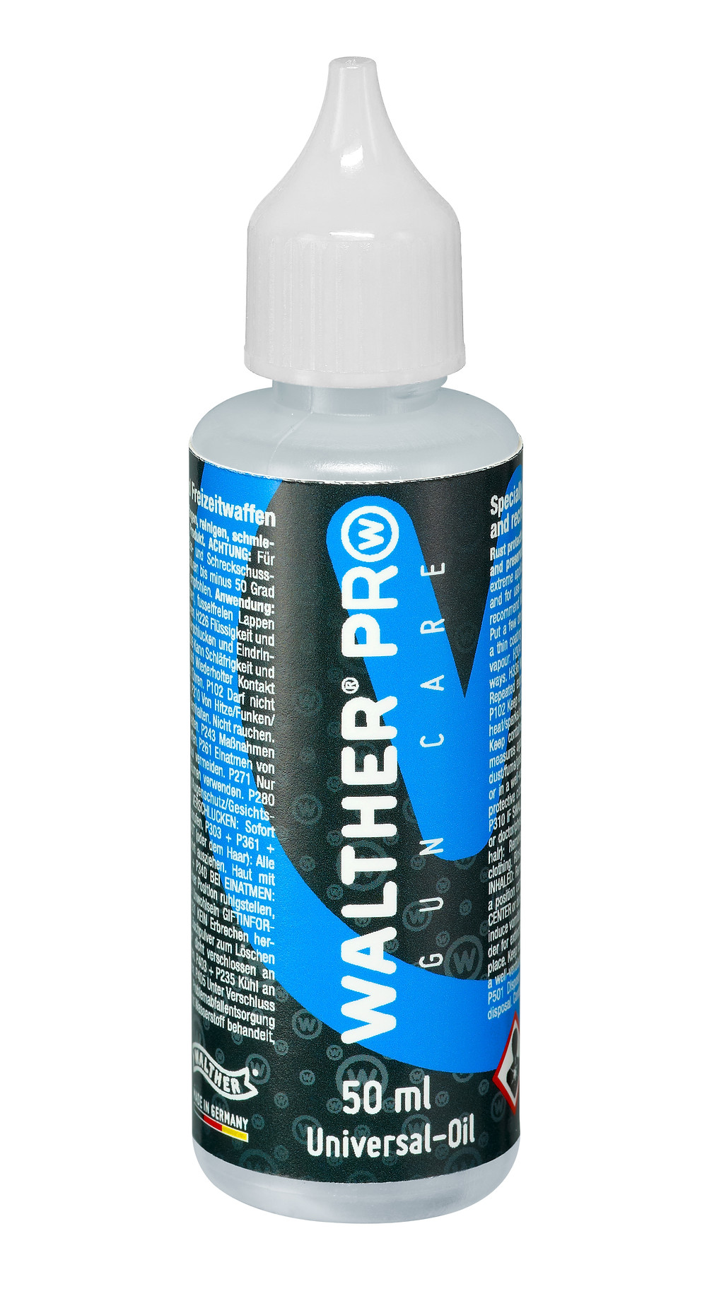 Walther Pro Gun Care Universal Öl 50 ml