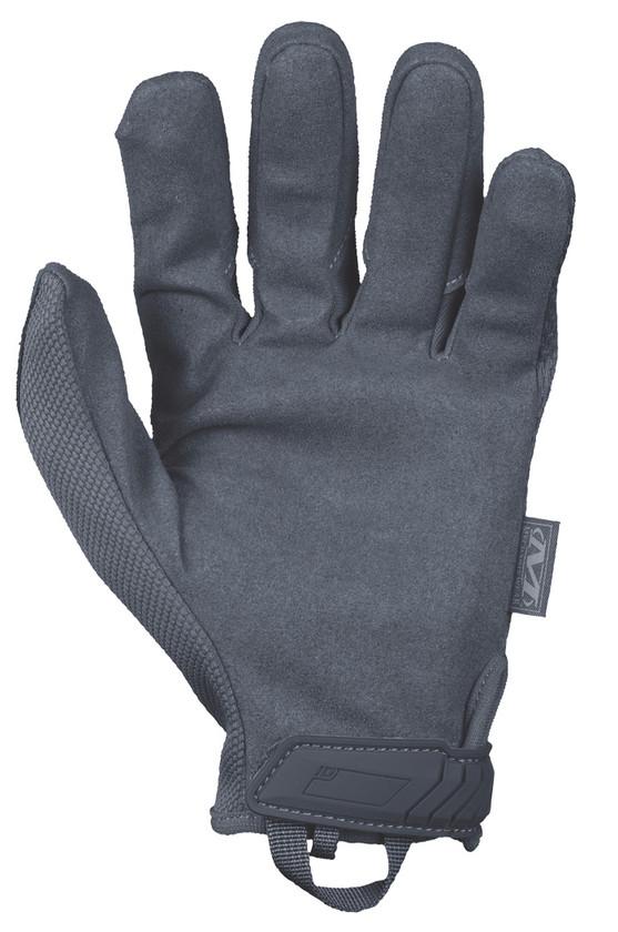 Mechanix Wear Handschuhe Original Rückseite Grau
