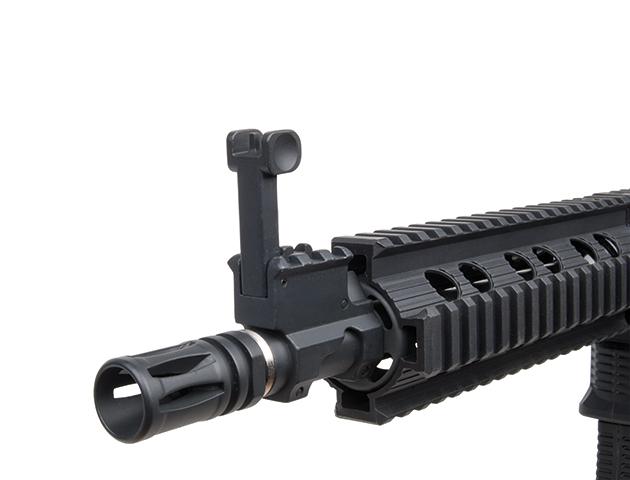 Ares Arms Amoeba M4 Black 008 Standard-Version Mündung