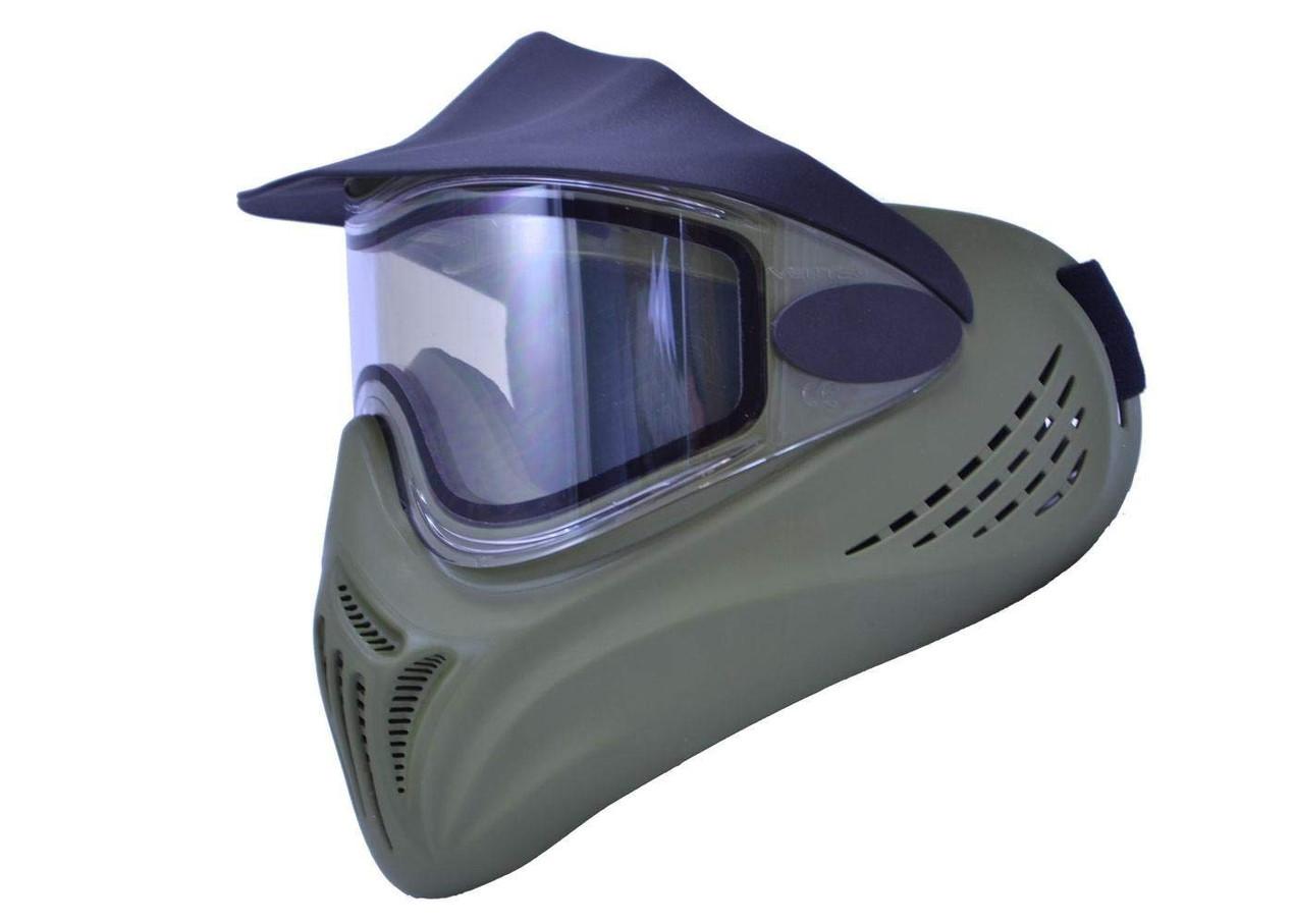Empire HelixPaintball Maske Oliv