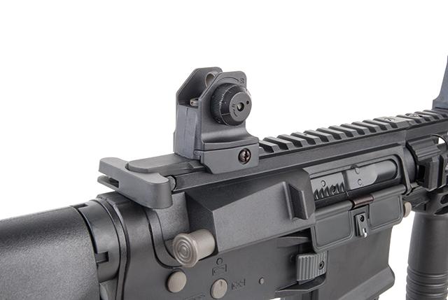 Ares Arms Amoeba M4 Black 007 Kompakt-Version Visier