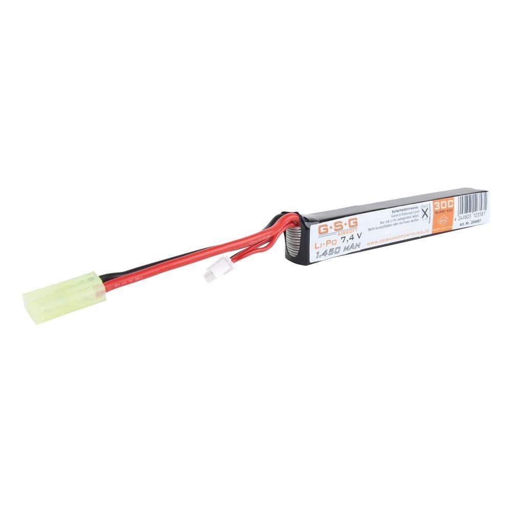 Li-Po Akku 7.4V 1450 mAh Type Stick