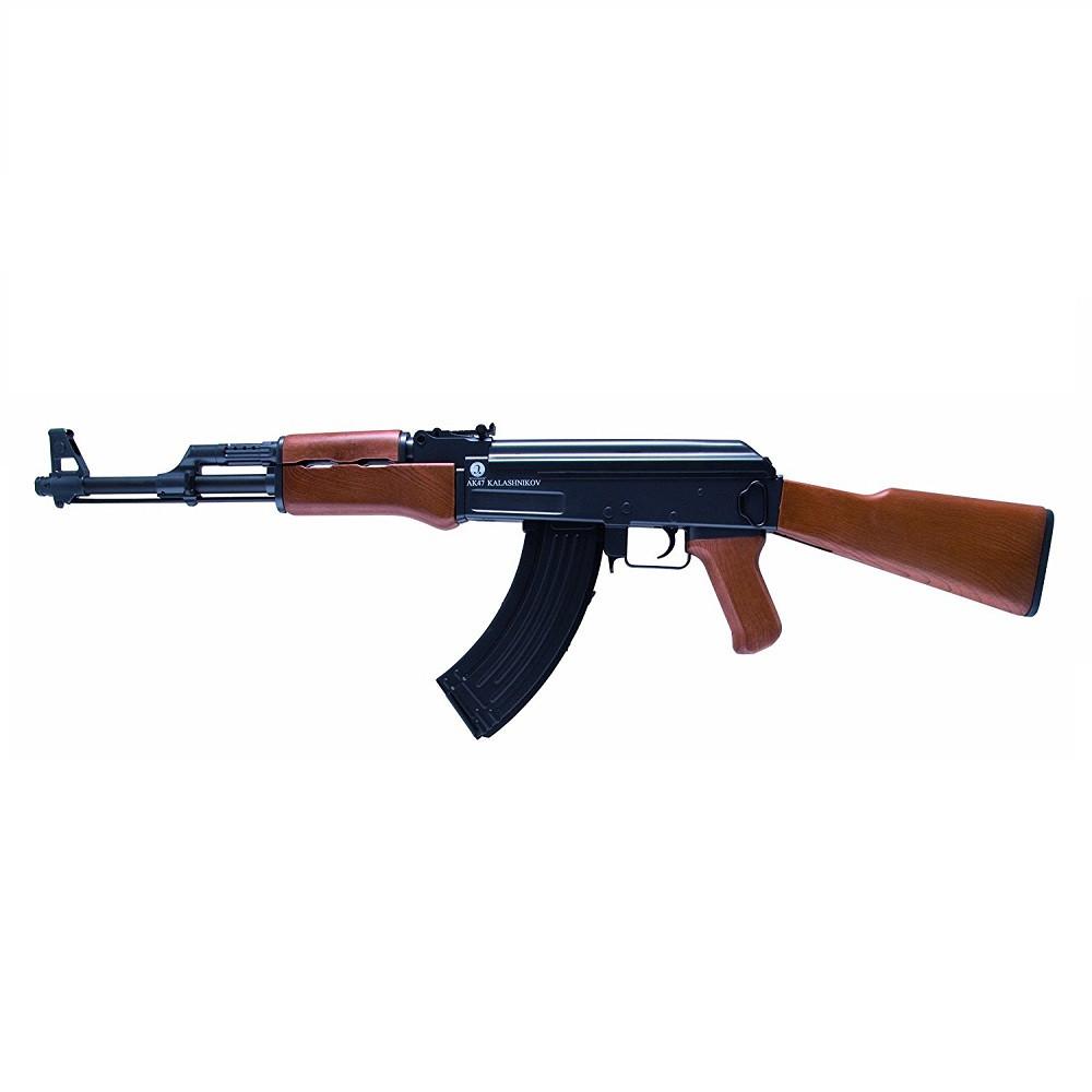GSG Airsoft Modell AK47 Braun 0.5 Joule