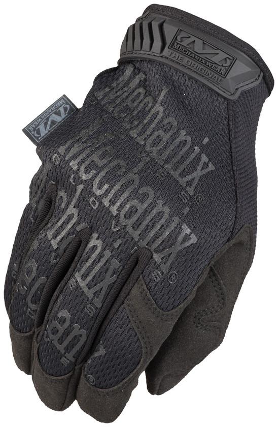 Mechanix Wear Handschuhe Original Schwarz