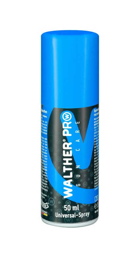 Walther Pro Gun Care Universal Spray 50 ml