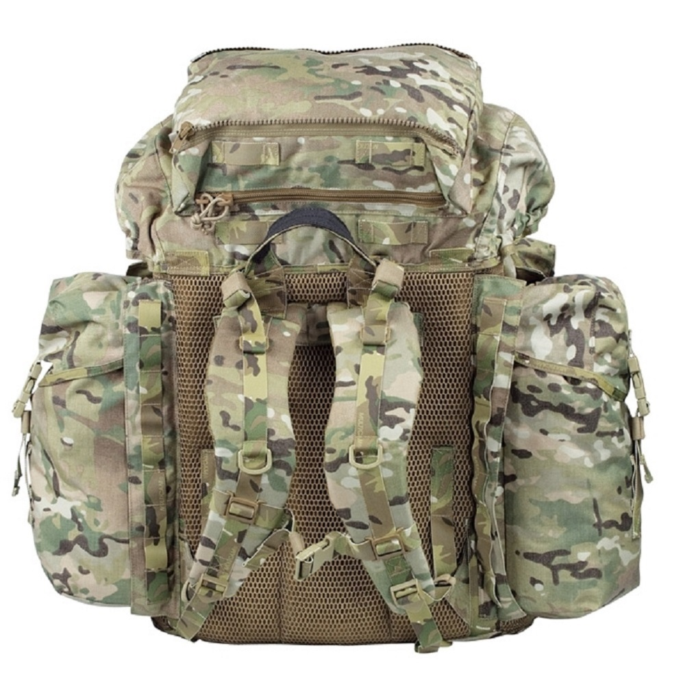 Warrior Assault Systems Rucksack BMF Bergen Multicam Rückseite