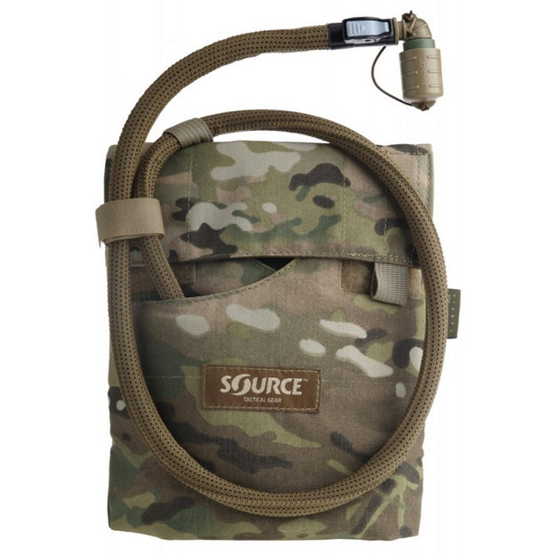 Source Kangaroo-Falt-Trinkbeutel mit Tasche