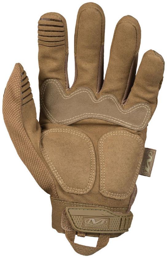 Mechanix Wear Handschuhe M-Pact Handfläche Coyote