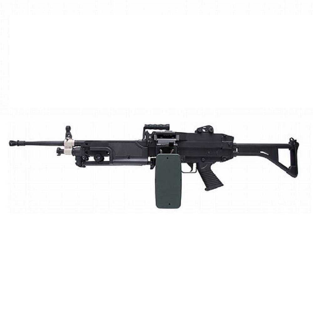 GSG Airsoft M249 MK1 Schwarz 0.5 Joule