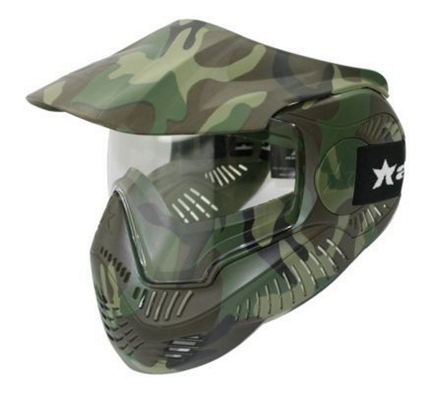 Sly Annex MI-7 Thermal Maske Woodland