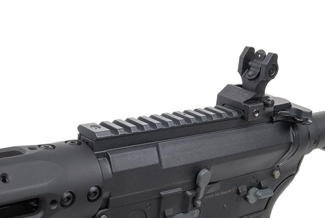 Ares Arms Amoeba M4 Black 009 Long Version Rail