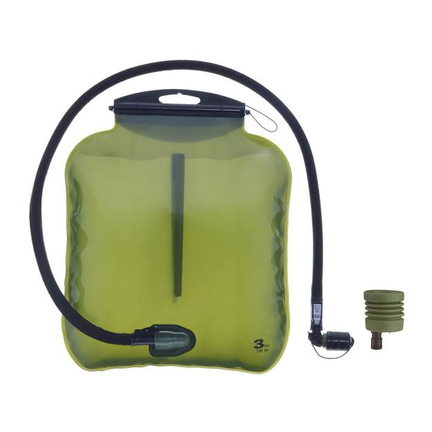 Source ILPS Low Profile Trink-System Schwarz 3 l