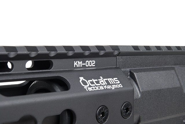 Ares Arms Amoeba M4 Black 016 Octarms Details