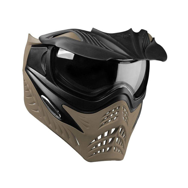 G.I. SPORTZ VForce GRILL Paintball Maske Braun