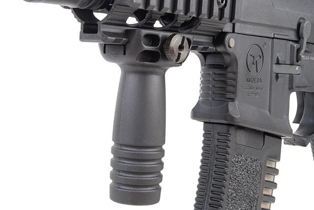 Ares Arms Amoeba M4 Black 007 Kompakt-Version Handschutz