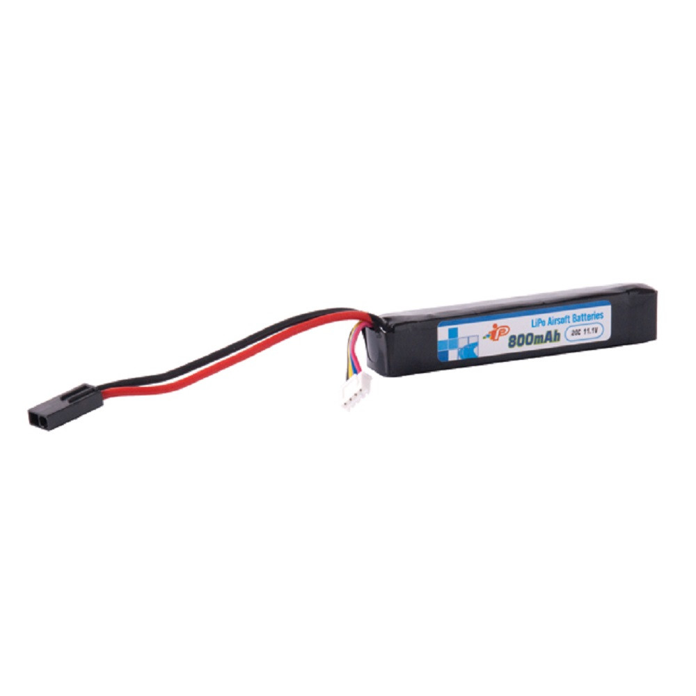 Intellect Akku Li-Po 11,1 Volt - 800 mAh Mini