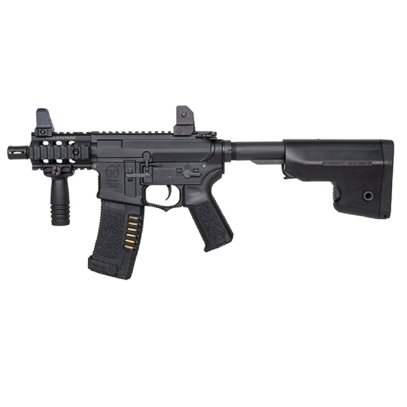 Ares Arms Amoeba M4 Black 007 Kompakt-Version Seite