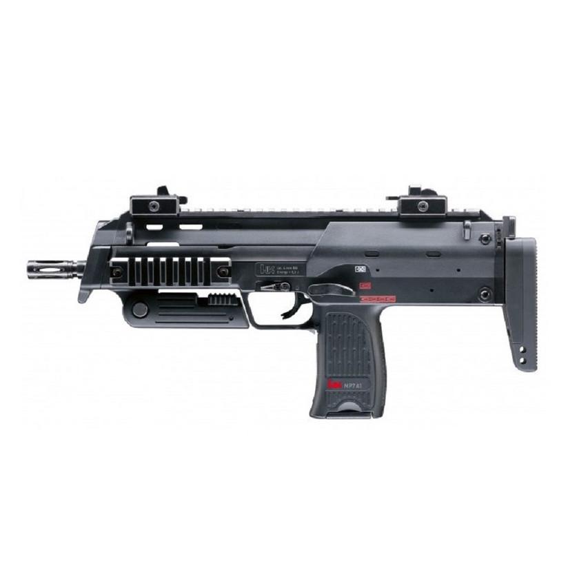 UMAREX Airsoft MP7A1 HK AEG 0.5 Joule Seite