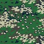 Russisches Partizan-Tarnmuster