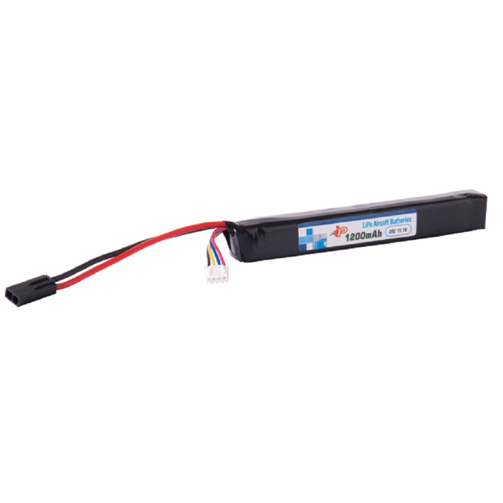 Li-Po Intellect Akku 11,1V 1200mAh