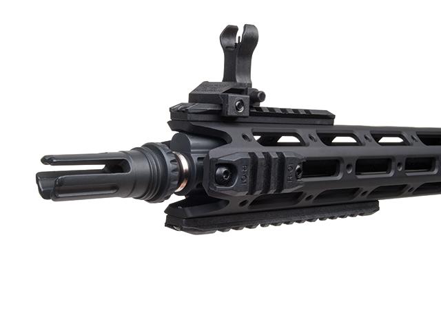 Ares Arms Amoeba M4 Black 009 Long Version Mündung